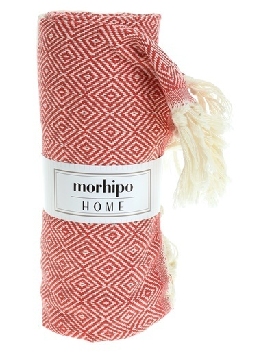 Morhipo Home Peştemal&Örtü Kırmızı